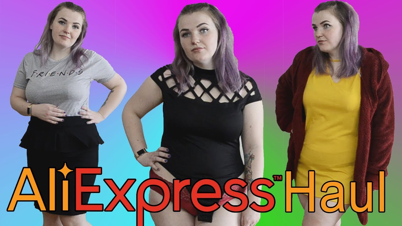 AliExpress Plus Size Haul & Try-On | Spring 2019