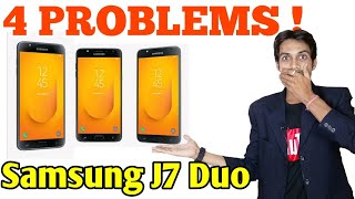 Samsung J7 Duo Launched with 4 PROBLEMS ! Check OUT !
