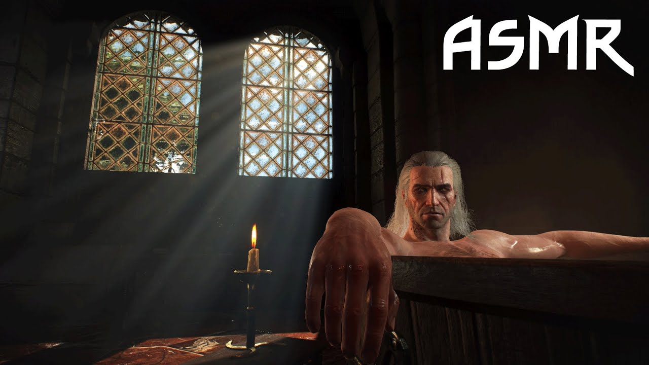 ASMR Relax With The Witcher