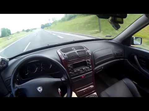 Lancia Kappa 2.0 20V Turbo 99' Presentation + Onboard Ride.