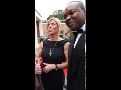 Interview with Sabine Schmitz and Rory Reid at The Grand Prix Ball 2016