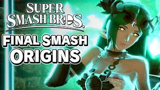 Super Smash Bros. Final Smash Origins - 3DS/Wii U Fighters – Aaronitmar