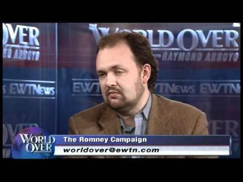 World Over - 03-01-12 - NY Times Columnist Ross Douthat, Ballerina Keenan Kampa with Raymond Arroyo