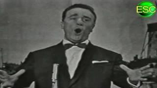 ESC 1959 11 - Belgium - Bob Benny - Hou Toch Van Mij