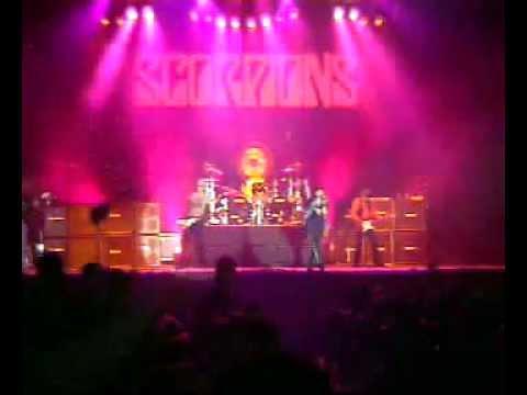 The Scorpions in Nizhny Novgorod