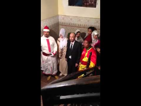 Moroccan wedding Meknes