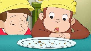 George O Curioso 🐵Que Macaco Mais Doce🐵Compilação 🐵 Desenhos Animados em Português