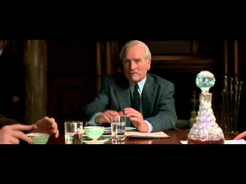 Road to Perdition - Meeting scene