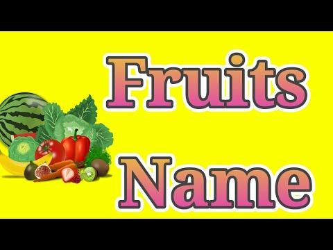 fruits name in marathi | फळांची नावे | falanchi nave