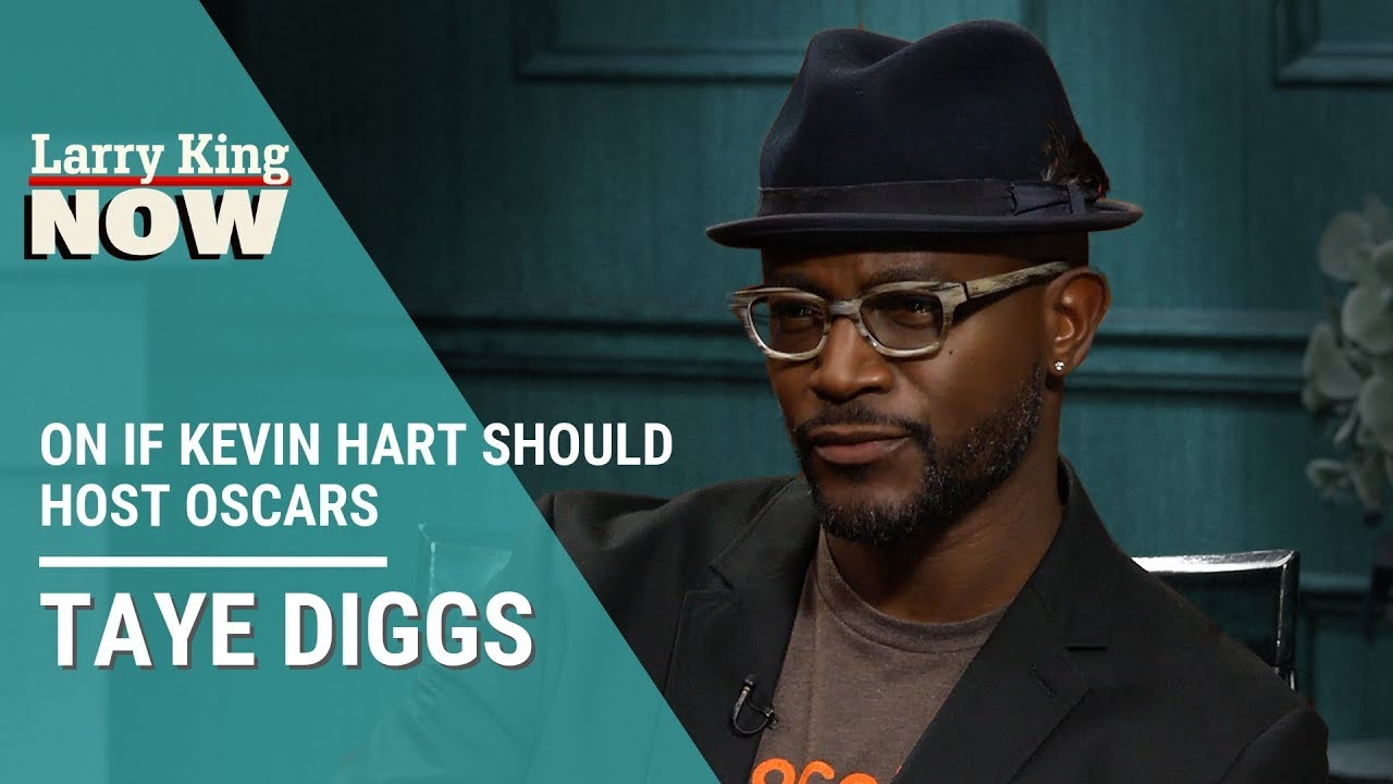 """""""We Learn From Our Experiences': Taye Diggs On If Kevin Hart Should Host Oscars"""