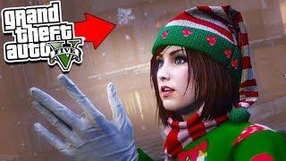 GTA 5 Christmas Episode!! SANTA GAVE ME $10 Million!🎁🌲❄️😜 (GTA 5 Online Gameplay)