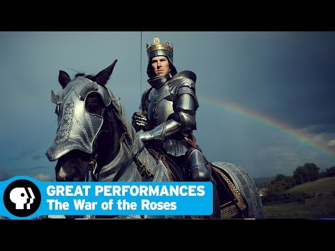 THE HOLLOW CROWN on GREAT PERFORMANCES | The War of the Roses: Richard III Preview | PBS