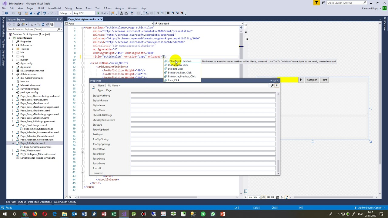 Window Close or Unload Event in WPF UWP