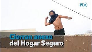 Cierran anexo del Hogar Seguro en zona 15 | Prensa Libre