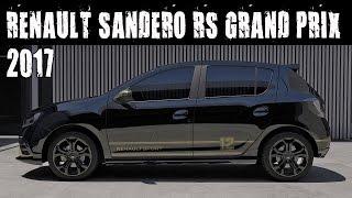 2017 Renault Sandero RS Grand Prix