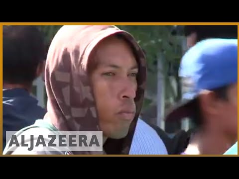 🇺🇸🇲🇽US-Mexico border: Asylum seekers stuck in Tijuana | Al Jazeera English