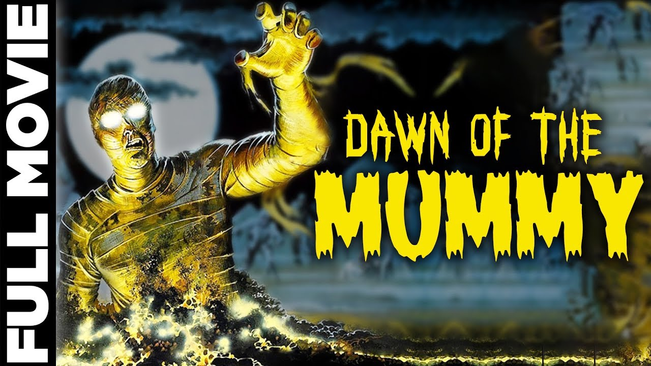 Dawn of the Mummy | Hollywood Movie | Brenda King, Barry Sattels