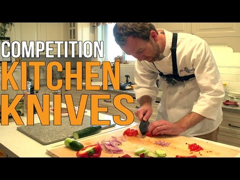 Competition Kitchen Knives