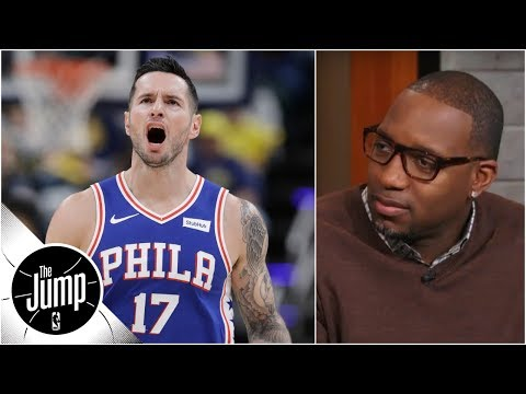 Tracy McGrady: 76ers\' first road win was NOT a turning point | The Jump