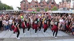 Nordenham: Festumzug zur offiziellen Eröffnung des Stadtfestes