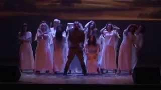Большая перемена 2015 г. Танцевальная постановка детсада №208