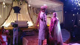 Ankit Rajpoot marriage at Lucknow