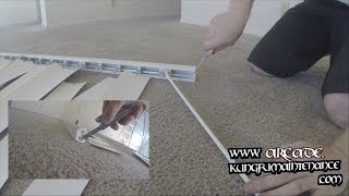How To Replace Self Aligning Vertical Blinds Master Wand Control Repair Video