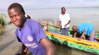 Looking into the levels of pollution in Lake Victoria