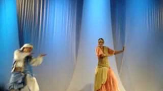 Dança Indiana - Festival Dejan Danças