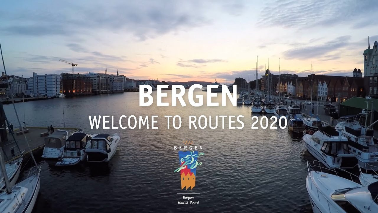 Thumbnail: Routes Europe 2020 in Bergen!