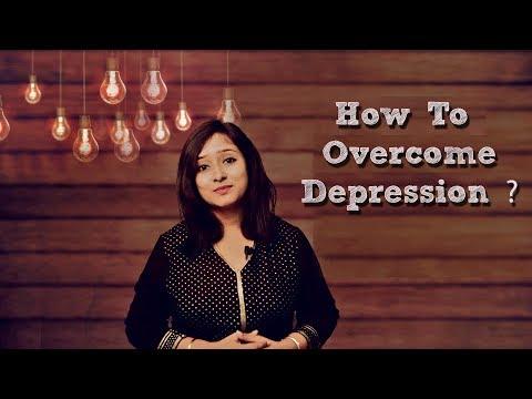 How To Overcome Depression    My Positive Life    Ruheena Priyadarshini