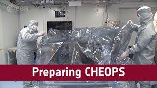 Preparing CHEOPS