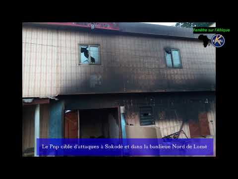 FSA: Le siège du Pnp à Agoè, cible d'attaques, les témoignages