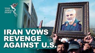 Iran vows revenge against US