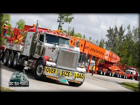 Beyel Brothers Crane & Rigging - Transformer Superload