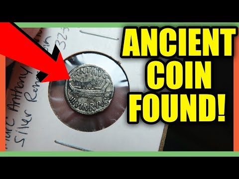 ANCIENT ROMAN COINS WORTH MONEY - COIN COLLECTING OLD COINS!!