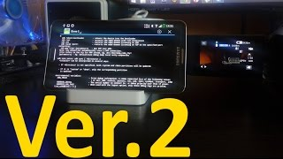 How to backup EFS partition IMEI for Samsung Galaxy ver.2 / Как сделать бекап efs