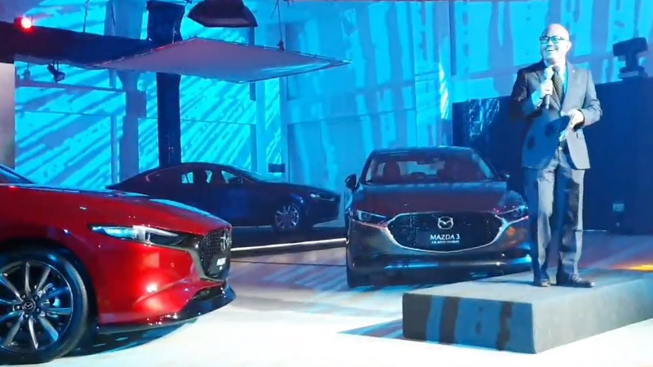 2020 All-New Mazda3 Launch