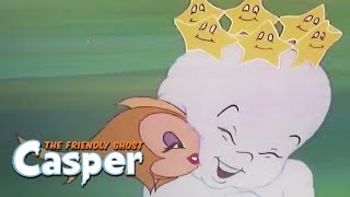 Casper Classics | Spree Under The Sea/ Little Audrey Riding Hood | Casper the Ghost Full Episode