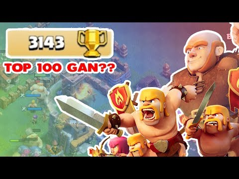 😍 MASUK TOP 100 LOKAL ?? | CLASH OF CLANS INDONESiA