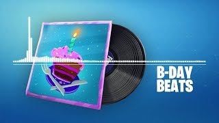 Fortnite | B-Day Beats Lobby Music (Music Pack)
