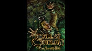 [18+] Шон играет в Call of Cthulhu: Dark Corners of the Earth (PC, 2005) ЧАСТЬ 2