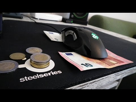Expensive mousepads: should I get one? Steelseries QCK Heavy [Review]