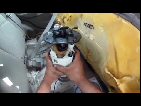 Ojeda Motors Como Quitar Bomba De Gasolina A Kia Rio