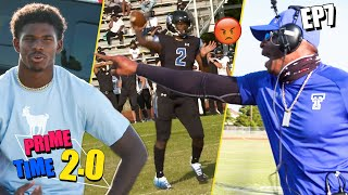 """You're Not Gonna Survive!"" Deion Sanders RETURNS To Trinity! Shedeur ISN'T Homecoming King!?"