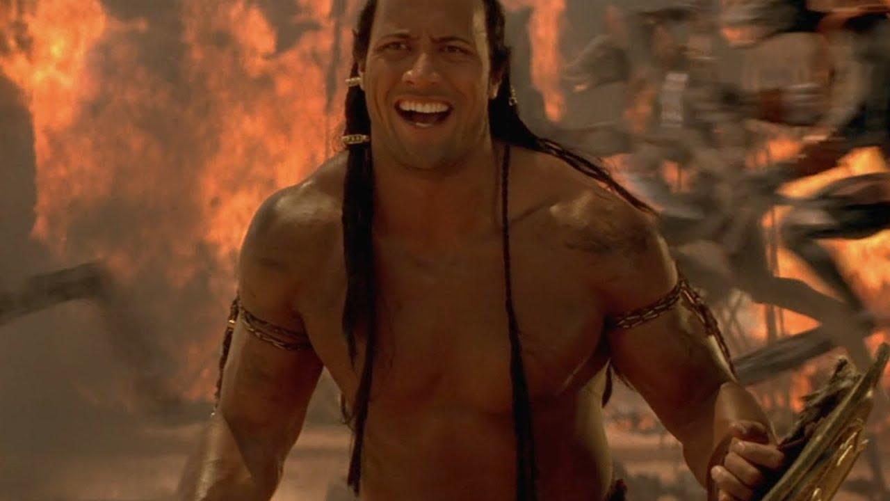 Дуэйн Джонсон перезапустит «Царя скорпионов». Новый актер исполнит главную роль