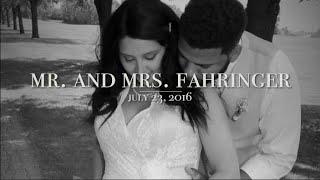 Maria & Seth Fahringer Wedding Highlight | York, PA