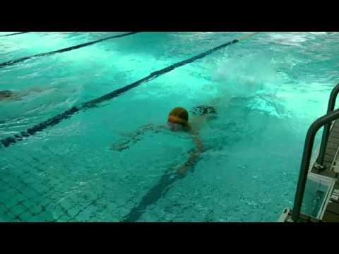 Swimming Class in FLPS, Taipei, Taiwan