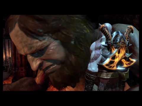 God of War best game! Bear Kratos Santa Monica Studio you rock :)