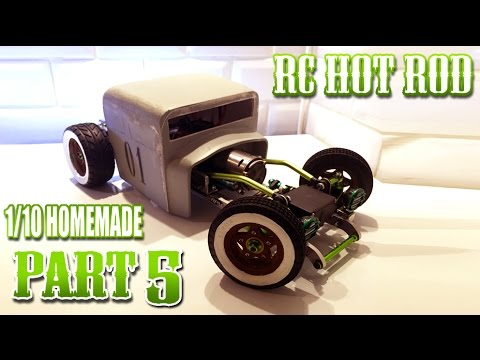 rc hot rod ford 32 homemade part 5 8 youtube. Black Bedroom Furniture Sets. Home Design Ideas